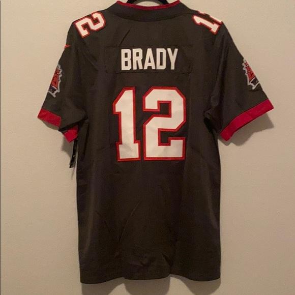 Tom Brady Tampa Bay Buccaneers Jersey